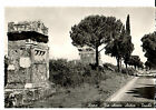 Cartolina Roma Via Appia Antica Tombe 1954 (ar311)