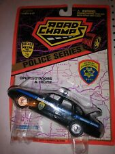 Police Series, MONTANA HIGHWAY PATROL Diecast Car 1:43 scale road champs