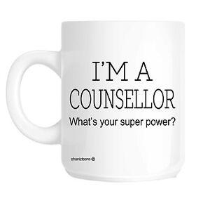Counsellor Funny Gift Mug shan355