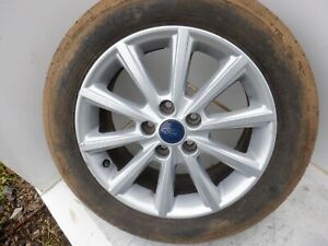 2017 FORD FOCUS ALLOY 16 INCH WHEEL FREE TYRE