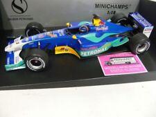 1/18 Minichamps Red Bull Sauber Petronas C22 H. H. Frentzen 2003 #10