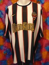 Metrostars - Nike - Vintage Jersey - XL - Red, Black, White