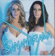 Bananarama 2 CD Set Viva Expanded Edition 2018