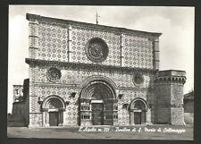 AD9241 L'Aquila - Città - Basilica di S. Maria di Collemaggio - Portale