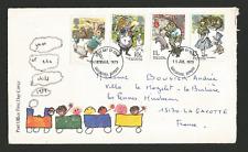 Royaume-Uni 1er jour - FDC 1979 année de l'enfance /Fdca160