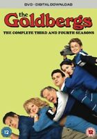 The Goldbergs the Complete Season 3 & 4 series Three Four and DVD