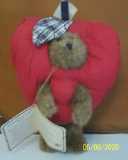 Boyds Bears FRITTER APPLETON with tags