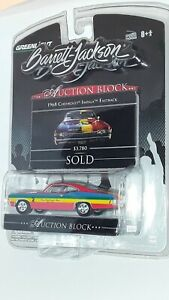 Greenlight ( Barrett Jackson ) 68 Impala Fastback , Multi Color , 2007, # 1619