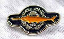 German Parachute Combat Swimmer Class 3 Parachute jump wings badge REPRO WW2