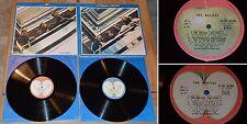 33t The Beatles - 1967-1970 (LP) - RARE Erreur Label Rouge !