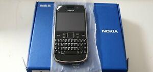 Brand New Nokia E6-00 - 8GB - Black (Noir) Smartphone