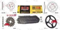 DID Chain Sprocket Kit 15t 39t 420D 98 fits Honda C90 Cub 84-02