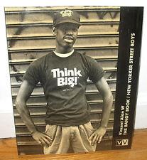 The Bangy Book New Yorker York Street Boys Homeboy Fashion Vincent Alan W PB
