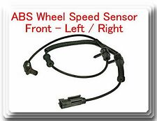 ABS Wheel Speed Sensor Front Left / Right Fits:Dodge RAM 1500 PICKUP 2009-2012