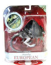 Dragonology Action Figure European Dragon Sababa Nib