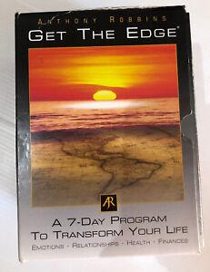 Anthony Robbins Get the Edge DVD Box Set: 7-Day Program To Transform Your Life