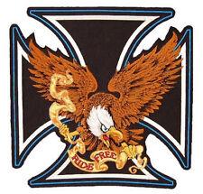 Parche Freier Águila Intersección RIDE FREE Eagle Cross Patch XL mover 29x28 cm