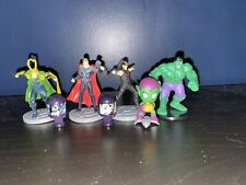 Marvel Collectable Figurines - Lot of 7