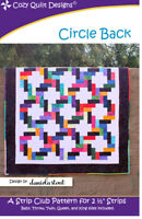 Circle Back Quilt pattern - cozy Quilt Design