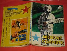 PICCOLO RANGER N° 25- ORIGINALE 1° EDIZIONE -DEL 1965- ALBI DEL  COW BOY- RARO