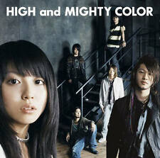 High and Mighty Color Gouon Progressive Limited Edition Japan CD w/OBI SECL-366