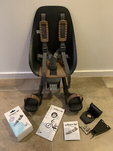 Urban Iki baby Bike Seat | Front Mount | Mounting Adapter Kit Also Included