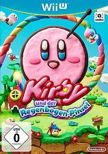 Kirby und der Regenbogen-Pinsel Nintendo Wii U DVD-Box Game Spiel Deutsch NEU