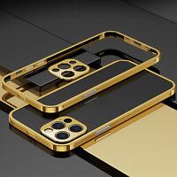 Ultradünne Metall Rahmen Handly Schutzhülle für iPhone 12 Mini/12 Pro/12 Pro Max