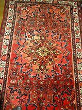 Schöner Perser Orientteppich handgeknüpft Teppich guter Zustand Perserteppich