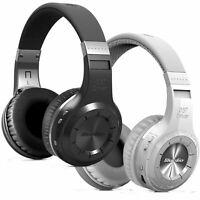 Bluedio Turbine Hurricane HT Bluetooth 4.1 Wireless Stereo Headphones Headset EN
