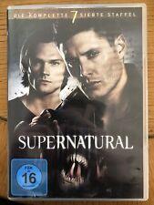 Supernatural - Staffel 7  [6 DVDs] (2013)