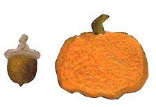 Sizzix Mini Acorn & Pumpkin Movers magnetic set #657457 Retail $15.99 Retired