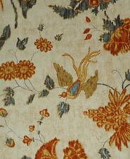BRUNSCHWIG& FILS Love Birds Linen Cotton Print UK Victoria + Albert Museum New