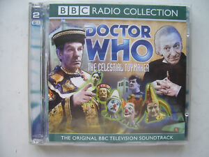 Doctor Who The Celestial Toymaker (CD Audio Soundtrack 2011) - William Hartnell