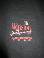 American Born 1993 NASCAR Winston Racing Team (XL) T-Shirt w/ Pocket