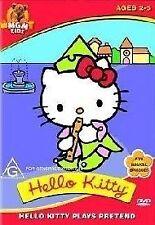 Hello Kitty - Plays Pretend (DVD, 2005)