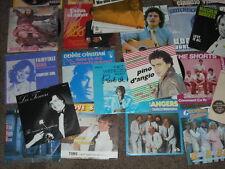 50 Import 7 Inch Vinyl Singles RARE Demis Rousso Lee Towers Jukebox Bad Boys Blu