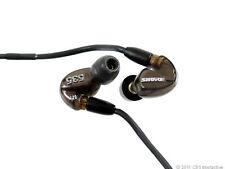 Shure SE535 In Ear Headphones - Clear