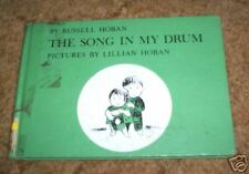 The Song in My Drum 1962 By Russell & Lillian Hoban