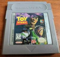 Disney's Pixar TOY STORY game Nintendo Game Boy 1996 gameboy