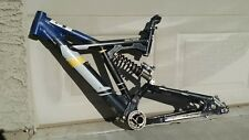 GT DHi Race DH Downhill Large, I-drive, circa 2000, Frame only with seat post