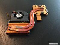 FUJITSU Lifebook E Series Ersatzteil: Lüfter Fan Cooler CA49600-0241 + Heatsink