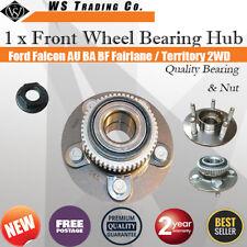 1 x Ford Falcon AU/BA/BF Territory 2WD Front Wheel Bearing Hub & Nut