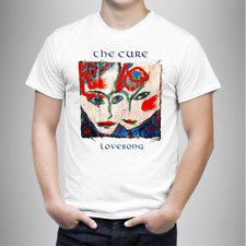 Camiseta The Cure Love Song - T-Shirt Tee Cure Lovesong