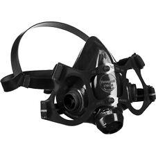 North By Honeywell 7700 Series Half Face Respirator, 7700-30M, MEDIUM