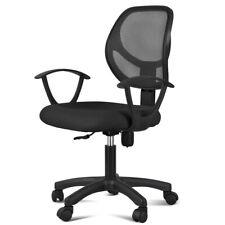 Office Chair Mesh Designer Adjustable Executive Swivel Computer Desk Seat Fabric