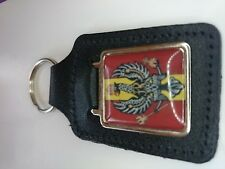 Kings Royal Hussars Military Key Ring Fob