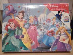 Disney Princess Advent Calendar Fun  Christmas  Age 3+.