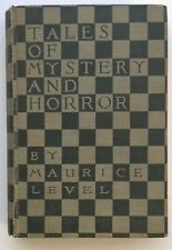 Tales of Mystery and Horror by Maurice Level 1st (O.Train bookplate)