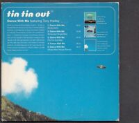 TIN TIN OUT FT TONY HADLEY Dance With Me 5 track PROMO CD SPANDAU BALLET